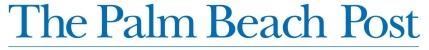 Post Real News logo - blue